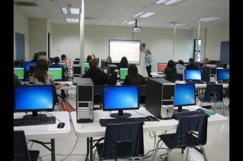 Ms. Wopart's Class in the Computer Lab small.jpg